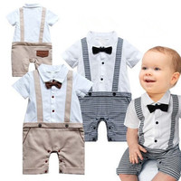 Boys Onesuit Shorts