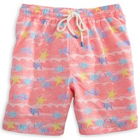 Coral Reef Swim Trunk Style: 1387