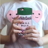 Chill Pills and Love Potion Silicon Case