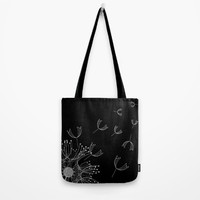 Freedom On The Breeze Tote Bag by Inspired Images