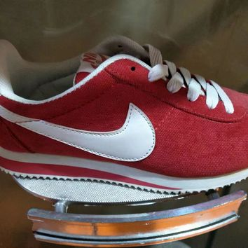 """Nike Cortez"" Women Sport Casual Multicolor Sneakers Running Shoes"