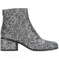 Marc Jacobs 'Camilla' Glitter Ankle Boots - Farfetch