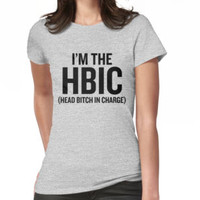 I'm the HBIC by sergiovarela