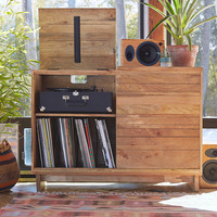 Wooden Media Console | Urban Outfitters