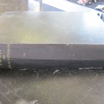 1929 Edition Scarlet Sister Mary by Julia Peterkin Antique Book London Former Banned Book