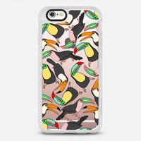 Toucan iPhone 6s case by Little Sloth | Casetify