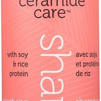 Earth Science Ceramide Care Clarifying Shampoo - Case Of 1 - 10 Fl Oz.