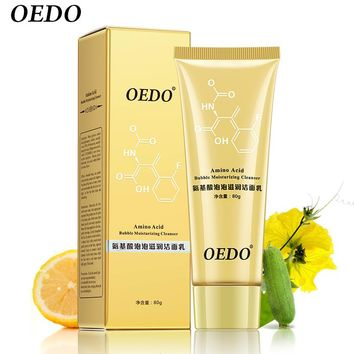 Moisturizing Facial Pore Cleanser Face Washing Product Anti Aging Wrinkle Treatment Cleansing