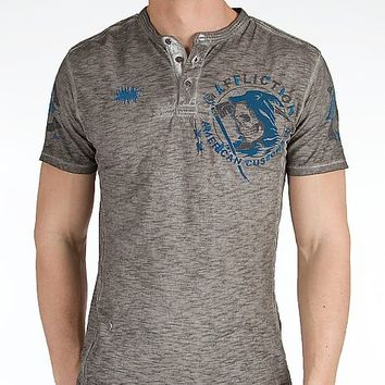 Affliction Faster Than Death Henley