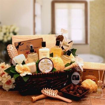 Spa Therapy Relaxation Gift Hamper- 8412732
