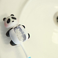 bathroom buddies panda toothbrush holder - $9.99 : ShopRuche.com, Vintage Inspired Clothing, Affordable Clothes, Eco friendly Fashion