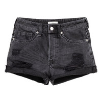 H&M Denim Shorts Trashed $19.99