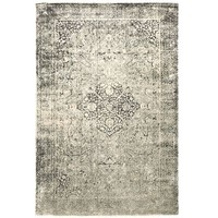 Regen Medallion Gray Rug
