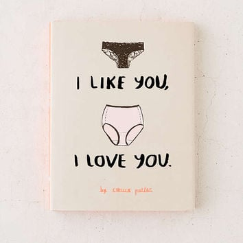 I Like You, I Love You By Carissa Potter - Urban Outfitters