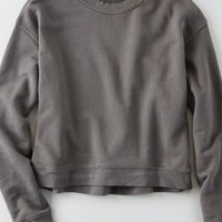 AEO Women's Dont Ask Why Sweatshirt