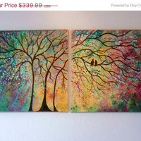April Sale 40  off Large Commission Original oil by jeanvadalsmith