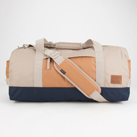 Nixon Pipes Duffle Bag Brown One Size For Men 25649540001