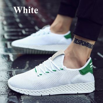 Men's Sneakers Fashion Mesh Sports Hip Hop Athletic Sports Shoes