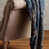 Montauk Plaid Throw by Anthropologie