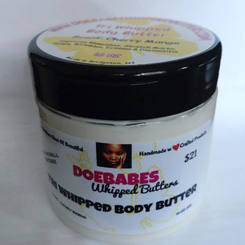 Tri Whipped Body Butter 16oz