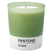 Scented Candle 16-0237 - Mandarine and Tea - 45 hr from Pantone