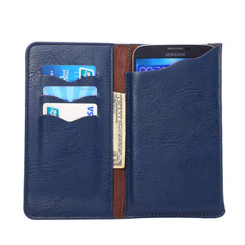 New 4 Colors Wallet Book Style Leather Phone Case for YotaPhone 2 Credit Card Holder Cases Cell Phone Accessories