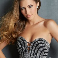 Night Moves 7041 at Prom Dress Shop