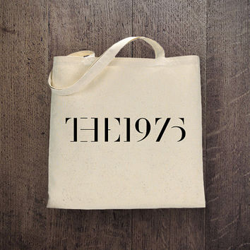 IGB - 003 The 1975 tote bag, Canvas cotton bag