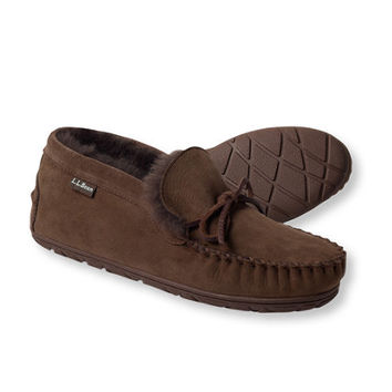 Men's Wicked Good Moc Boots II: Slippers | Free Shipping at L.L.Bean