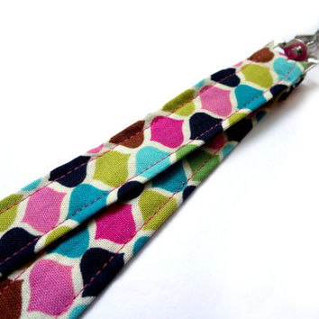 MultiColored Pattern Lanyard by Schnakes on Etsy