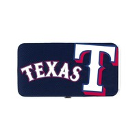 Texas Rangers MLB Shell Mesh Wallet