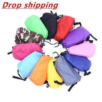 ping Lazy Bag for outdoor Air lounger Sofa waterproof float laybag