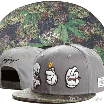 Snapbacks Hats Snapback Caps Cayler and Sons Hat Sport Hats Last Kings Cheap Hater Lovely Snapback Cap High Quality