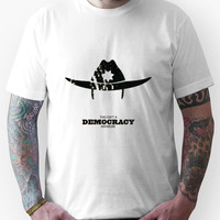 This isn't a democracy anymore - Rick Grimes Unisex T-Shirt