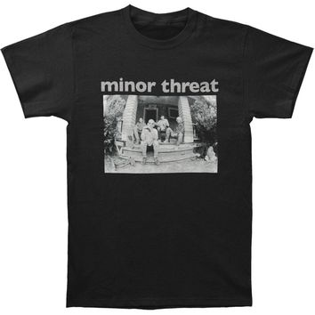 Minor Threat Men's  Salad Days T-shirt Black