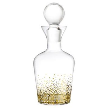 Fitz and Floyd® Luster Decanter in Gold