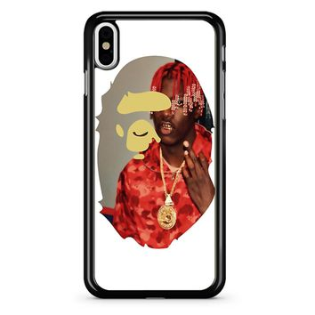 Yachty Bape iPhone X Case