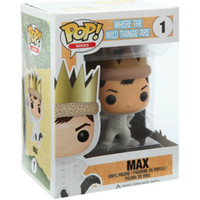 Funko Where The Wild Things Are Pop! Books Max Vinyl Figure
