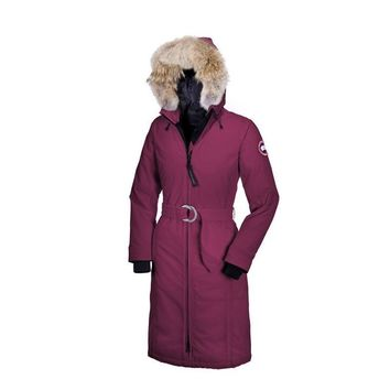 Canada Goose Whistler Parka Women Outwear Down Jackets