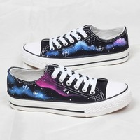 Harajuku Sky Canvas Shoes JCFB from Eternal