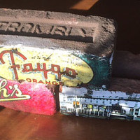 3 Detroit Historic Brick package | Faygo Mural - Stroh's - Tiger Stadium
