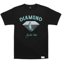 Diamond Supply Co. - OG Yacht Club T-Shirt (Black)