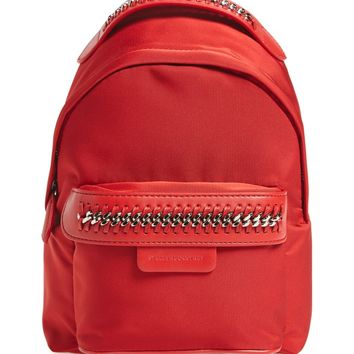Stella McCartney Mini Falabella Nylon Backpack | Nordstrom