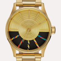 STAR WARS x NIXON C-3PO Sentry SS Watch | Star Wars