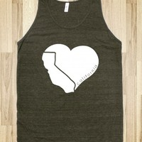 CALIFORNIA HEART DESIGN