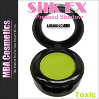 Green Pressed Mineral Eyeshadow-Toxic