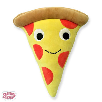 "YUMMY WORLD Cheezy Pie Pizza 10"" Plush"