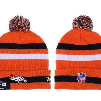 Denver Broncos Beanies New Era Nfl Football Cap