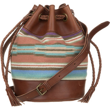Pendleton Small Bucket Bag