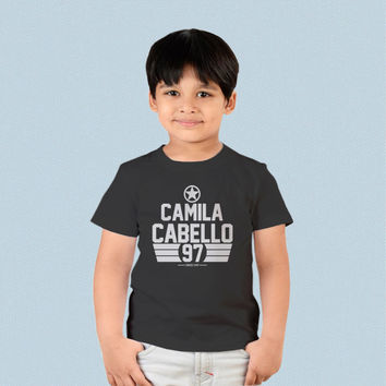 Kids T-shirt - Camila Cabello Fifth Harmony